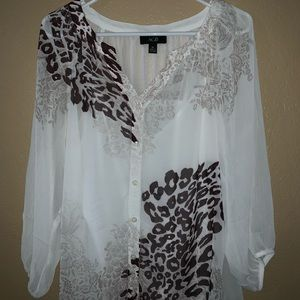 AGB Ladies Blouse